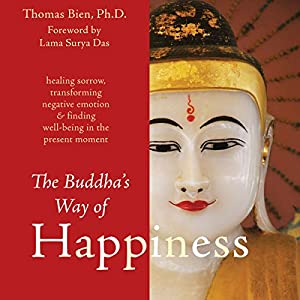The Buddha's Way of Happiness: Healing Sorrow, Transforming Negative Emotion, and Finding Well-Being in the Present Moment Audiobook