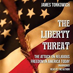 The Liberty Threat Audiobook