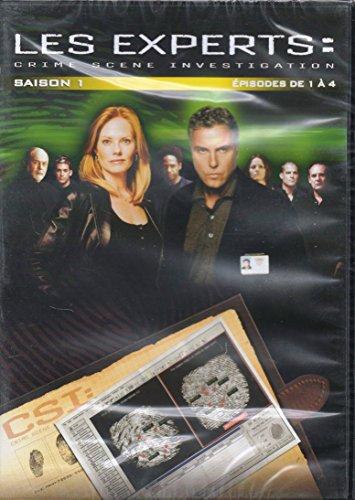 Les Experts Saison 1 Episodes 1 A 4
