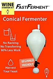Complete FastFerment Wine Equipment Kit