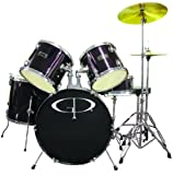 "GP Percussion ""Player"" 5 Piece Full Size Drum Set Picture"