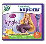 51B 4ueAA L. SL160  LEAP FROG LEAPPAD EXPLORER TABLET DISNEY TANGLED GAME!