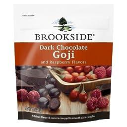 Brookside Dark Chocolate Goji & Raspberry Flavors, 21 oz