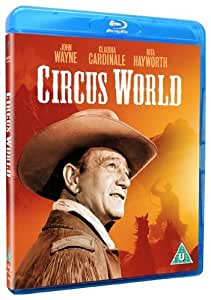 Circus World [Blu-ray] [UK Import]