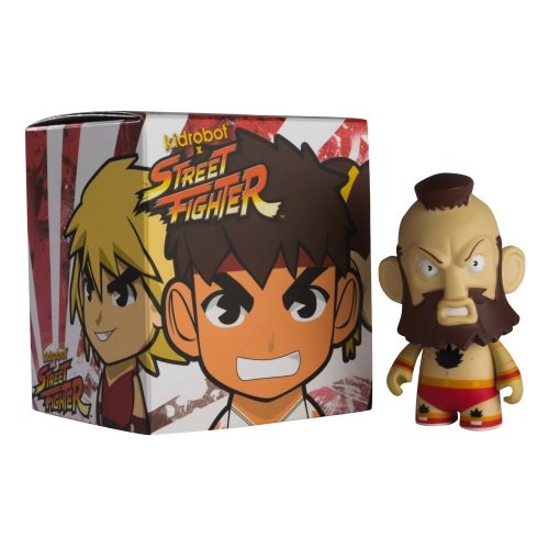 Kidrobot Street Fighter Collectible Mini Figure (Styles Will Vary) - 1