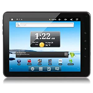 Fun Nextbook Premium 8p 8-Inch Android 2.3 Tablet Rating :