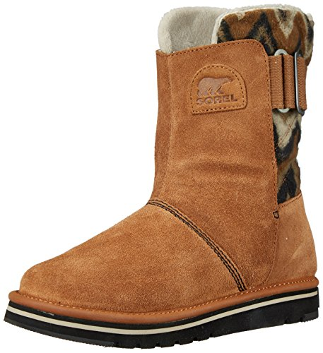Sorel - Newbie, Stivaletti da donna, marrone (grizzly bear 242), 38