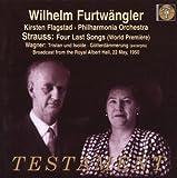 R. Strauss: Vier letze Lieder / Wagner: Tristan und Isolde, G�tterd�mmerung