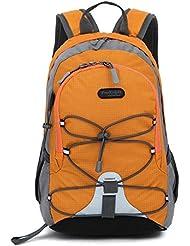 Freeknight Kid Backpack For School Sport Leisure 15L Orange