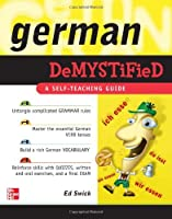 German Demystified: A Self Teaching Guide from McGraw-Hill