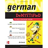 "German Demystified: A Self Teaching Guidevon ""Ed Swick"""