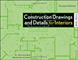 img - for Construction Drawings and Details for Interiors: Basic Skills, 2nd Edition book / textbook / text book