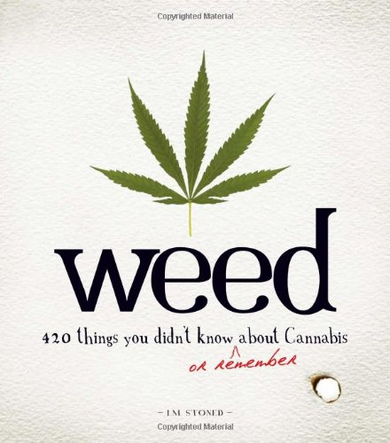 Weed: 420 Things You Didn't Know (or Remember) about Cannabis