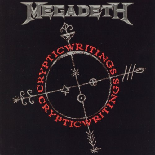 Cryptic Writings by Megadeth Extra tracks, Original recording remastered edition (2004) Audio CD by Megadeth