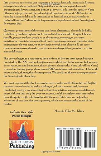 El Amor En La Poesia - Love in Poetry: Antologia Bilingue - Bilingual Anthology (Colección Verso Libre / Poesía Bilingüe)