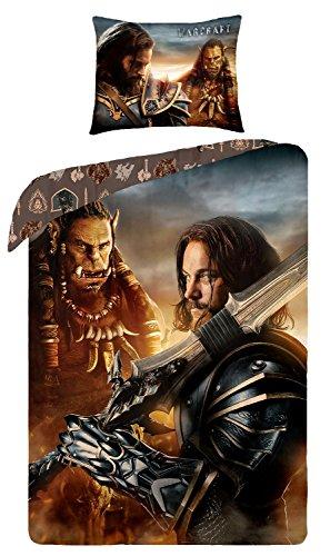 Warcraft Lothar Copripiumino multicolore
