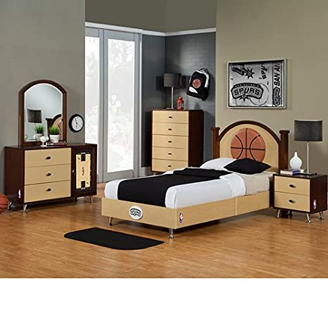NBA Basketball San Antonio Spurs Bedroom In A Box