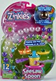 Best Value Blip Toys Squinkies Zinkies Seesaw Spoon 2013