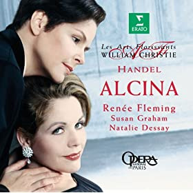 Handel : Alcina [Highlights]