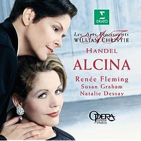 Handel : Alcina [Highlights]