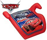 Disney Cars 2 Booster Seat Cushion - Ages 4yr to 10yr