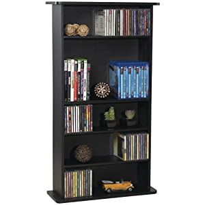 Atlantic 37935726 DrawBridge 240 Media Cabinet P2