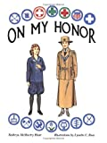 img - for On My Honor: A Paper Doll History of the Girl Scout Uniform, Volume One by Kathryn McMurtry Hunt (1994-01-15) book / textbook / text book