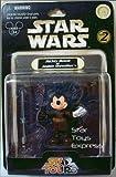 Star Wars Tours MICKEY ANAKIN SKYWALKER Disney Figure 2008