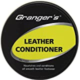 Grangers G-MAX Leather Conditioner Conditions and Waterproofs - Black, 100ml