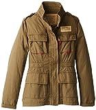 True Religion Big Girls Poplin Military Jacket