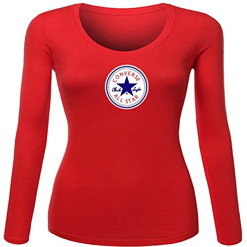 New Converse All Star Printing For Ladies Womens Long Sleeves Outlet