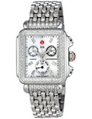 Michele Women's MWW06P000116 Deco Day Chronograph Dial Watch