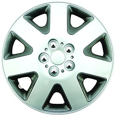 Topline ABS Plastic Wheel Cover
