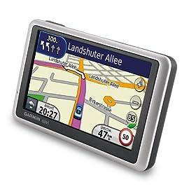 Garmin Nüvi 1350 Navigatore  Europa (Display Touchscreen,10,9 cm (4,3 Pollici)  TMC, Funzione ecoRoute, Navigatore pedonale e Fotonavigazione) [Importato da Germania]