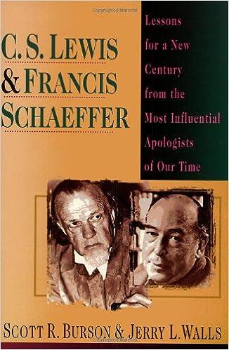 C.S. Lewis Francis Schaeffer