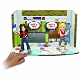 Icarly NIckelodean Chat'n Fashion Talking Interactive Playset Carly Freddie D