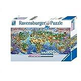 Ravensburger Puzzles World Wonders, Multi Color (2000 Piece Panorama)