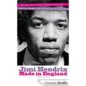 Jimi Hendrix: Made in England (English Edition)