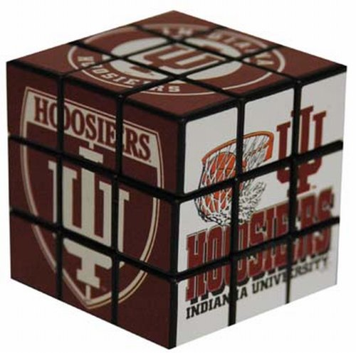 NCAA Illinois Fighting Illini Toy Puzzle Cube