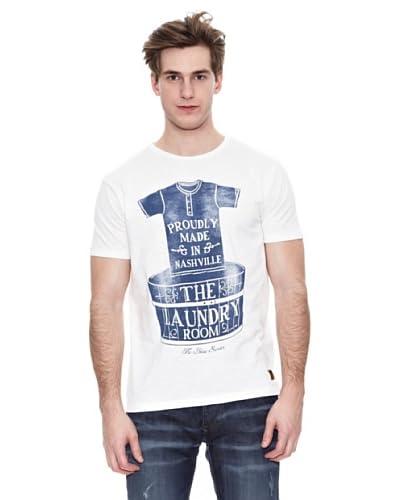 Springfield T-shirt B1 186 Rope [Écru]