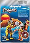 PLAYMOBIL 5462 - Rock Dragon mit K�mpfer