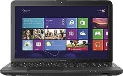 Toshiba Satellite C855D-S5100 15.6-Inch Laptop (Satin Black)
