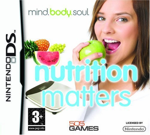 Mind, Body & Soul Nutrition Matters (Nintendo DS)