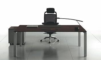 Burotisch Glider, Schreibtisch, Chefburo, hochwertige Buromöbel