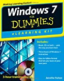Windows 7 eLearning Kit For Dummies (1118031598) by Fulton, Jennifer