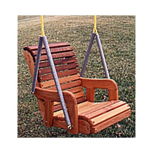 Childs Swing Plan Woodworking Project Paper Plan Home Improvement