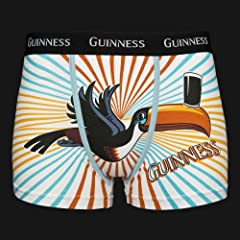 Guinness Multi-Color Toucan Boxers