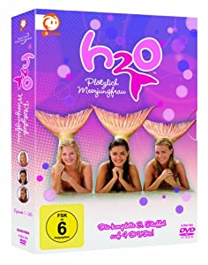 H2o just add water complete series 3 dvd in boxset 2011 for Just add water series