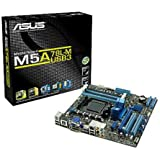 Asus M5A78L-M/USB3 Motherboard (Socket AM3+, Up to 32GB DDR3, USB 3.0, uATX)