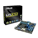 Asus M5A78L-M/USB3 Motherboard (Socket AM3+, Up to 16GB DDR3, USB 3.0, uATX)